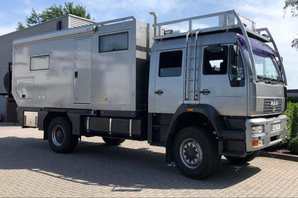Truck Levelsysteem - HPC Hydraulics